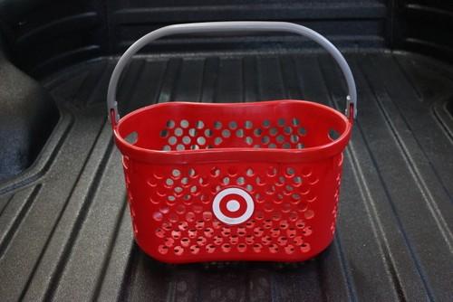 TERGET shoppingbucket (ターゲット・買い物カゴ・USA・アメリカ)