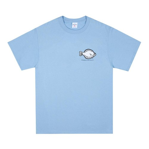 Flounder Shop Tee(Light Blue )