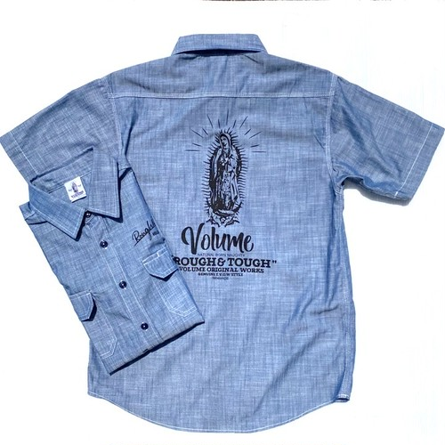 VOLUME ORIGINAL / 0864 CHAMBRAY SHIRTS