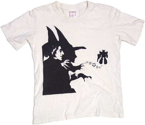 【S】 02/03AW UNDER COVER T-SHIRT ″魔女期″