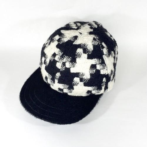 baseball-cap / chidori × kegawa〈千鳥×毛皮〉
