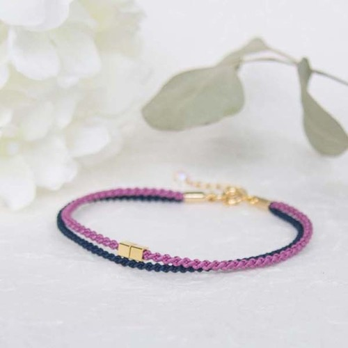 bracelet◍tenowa(purple2)