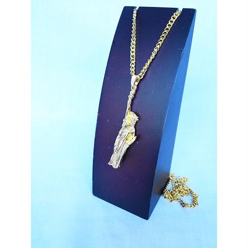 自由の女神 リバティー NY ニューヨーク ロザリオ チョーカー ネックレス 金 ゴールド 1339