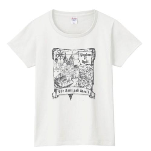 光の国のTシャツ