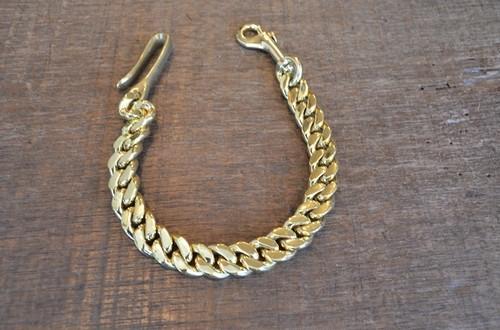 DA'S / brass wallet chain(ダズのウォレットチェーン)