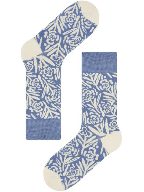 【LYDIA】FLOWER BLUE