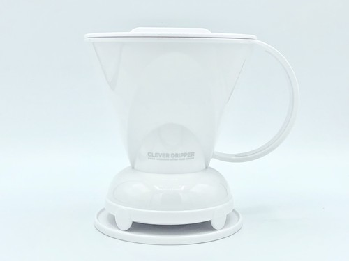WHITE Clever Coffee Dripper (L size) / 白色 クレバー コーヒードリッパー(Lサイズ)*