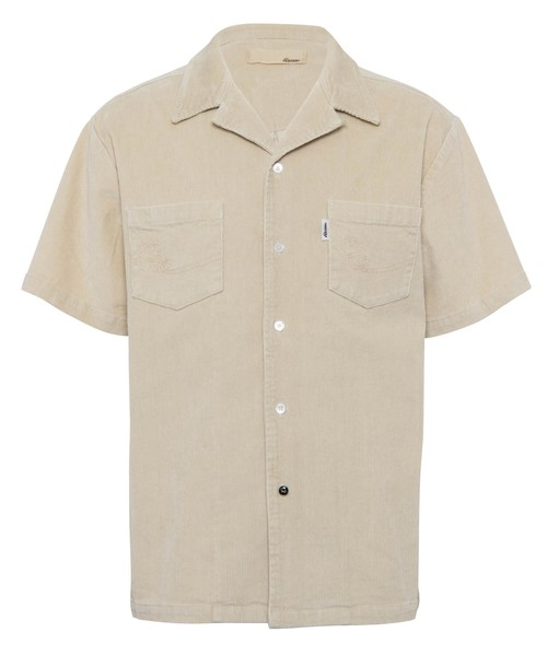 VINTAGE SUMMER CORDUROY SHIRTS[RES050]