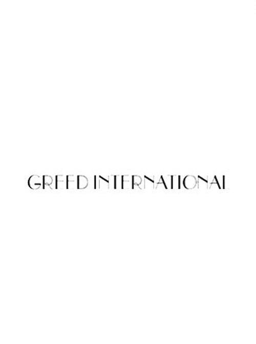 [予約商品][送料無料] GREED SLAB CUT STRIPE 半袖トップス 2018春夏物新作[2-3月頃入荷予定]
