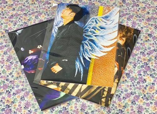 ポストカード 3枚セットA マットコート紙
