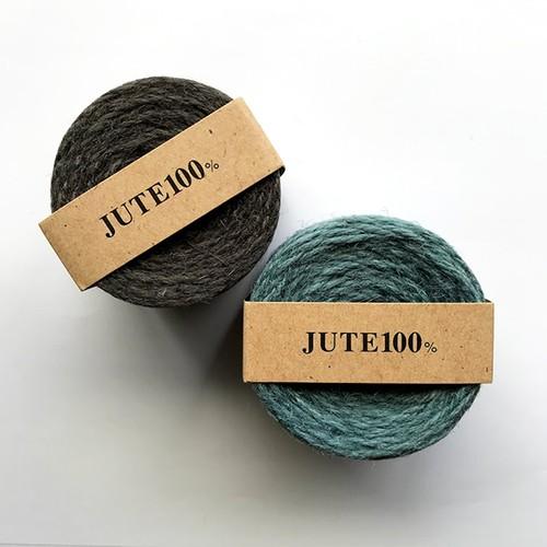 < DARUMA > Jute yarn/ 麻ひも(カラー)