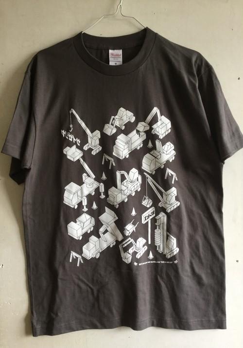 'DIG A HOLE' T-shirt Mサイズ