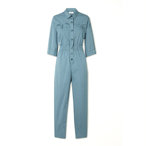 SEA NY   JUMPSUIT  STEEL
