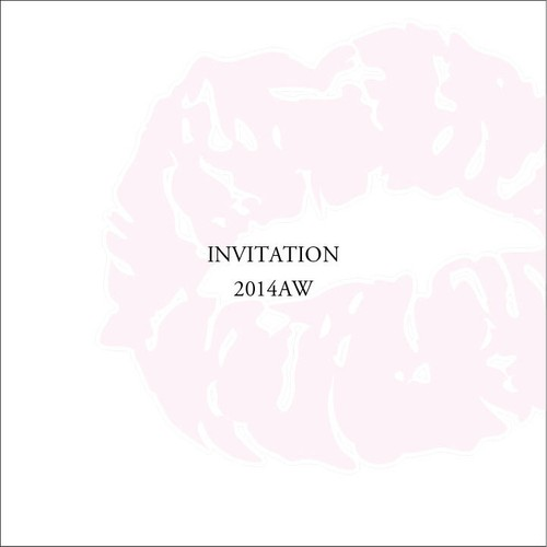 Demo CD : INVITATION 2014AW