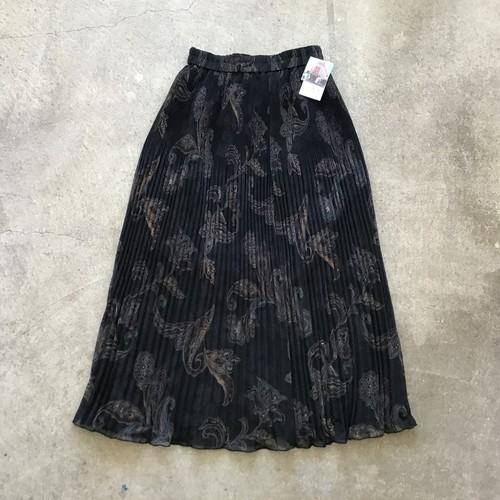 USEDプリーツスカート