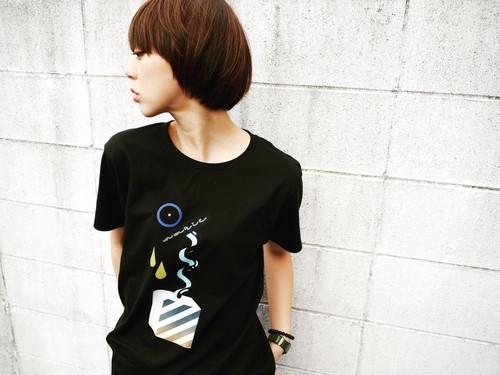 NOISY Tシャツ(ブラック)