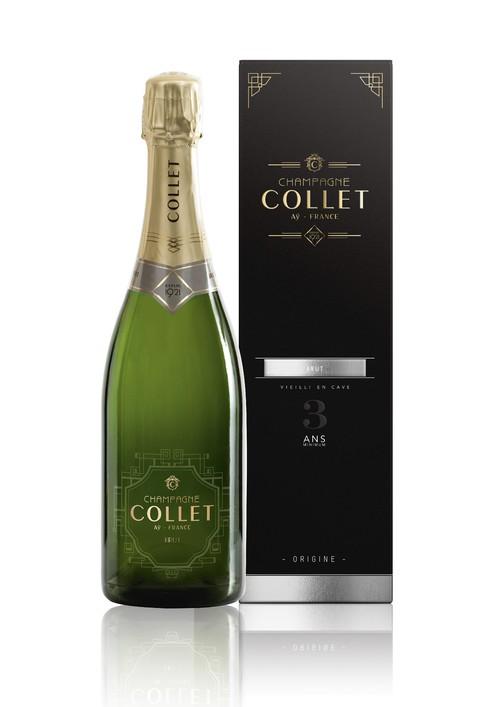 [BRUT] Champagne COLLET シャンパーニュ コレ ブリュット 正規品