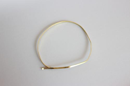 円の模索 円 no.4   brass