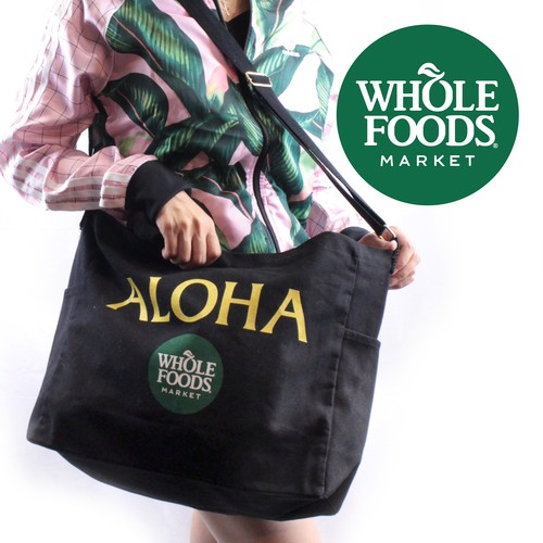[WHOLE FOODS]ヨガバッグ