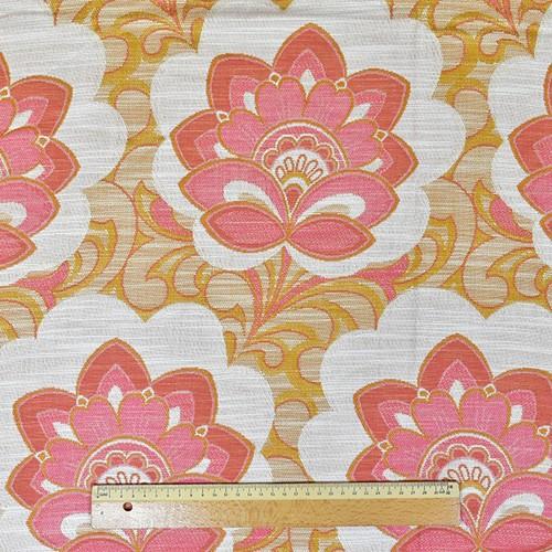 織柄カーテン(横114×縦150)