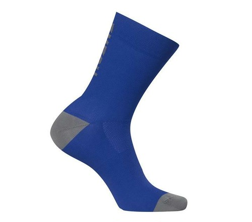 7MESH WORD SOCKS / INTERSTELLAR BLUE