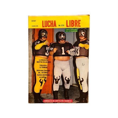 LUCHA LIBRE Magazine No.1219