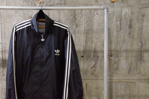 adidas nylon jkt(USED)
