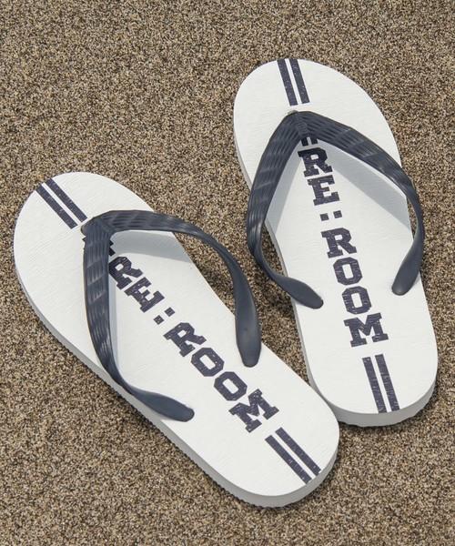 LINE LOGO BEACH SANDAL[RSH007]