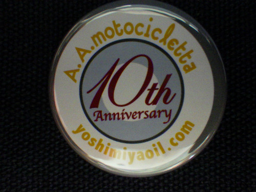10th Anniversary Badge/32ø #02