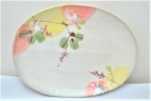 花うさぎ 小皿
