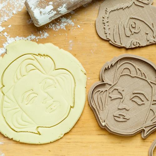 モンロークッキー型簡易版