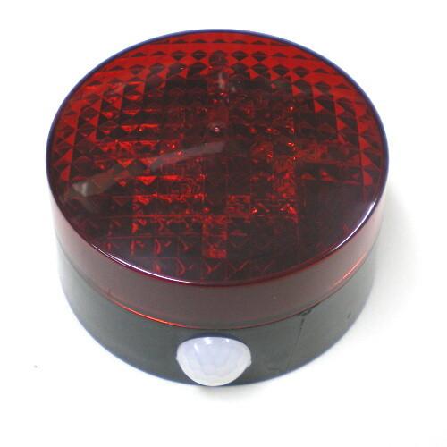 センサー式LED回転灯「パトピカ」(SLR80R)