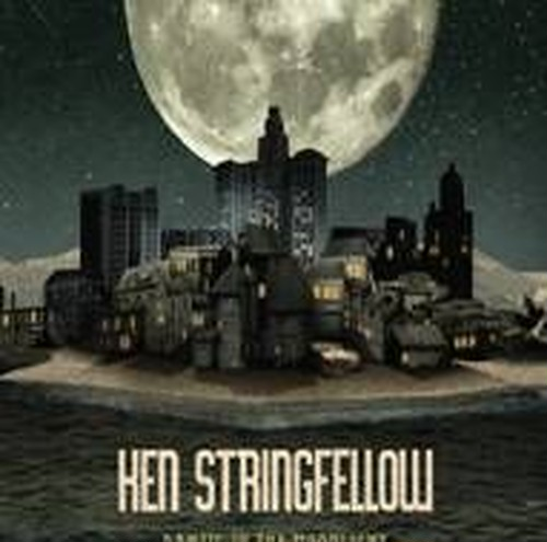 Ken Stringfellow ‎– Danzig In The Moonlight   CD