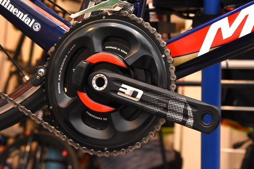 POWER2MAX NGeco / ROTOR 3D24 170mm / シマノ4アーム