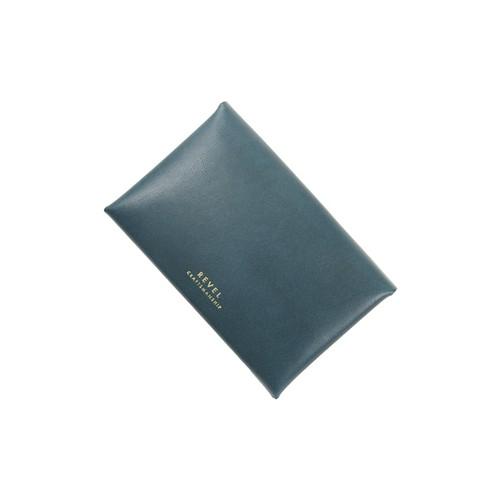 SLIM CARD CASE BLUE