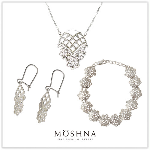 【MOSHNA:モシュナ】SILVER SET HAPPINESS