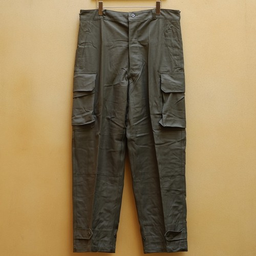 OLD FRENCH ARMY M47 TROUSERS DEAD STOCK