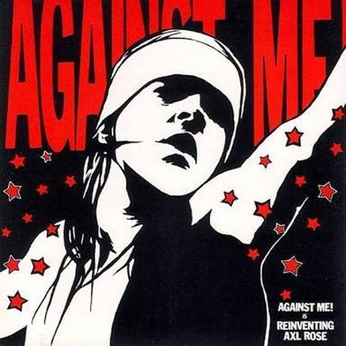 【USED】AGAINST ME! / REINVENTING AXL ROSE