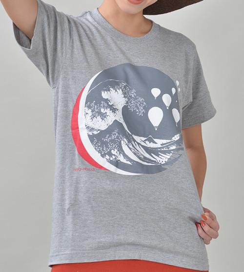 日本の風 Tシャツ
