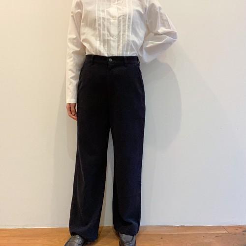 C30386 Soft Corduroy Straight Pant