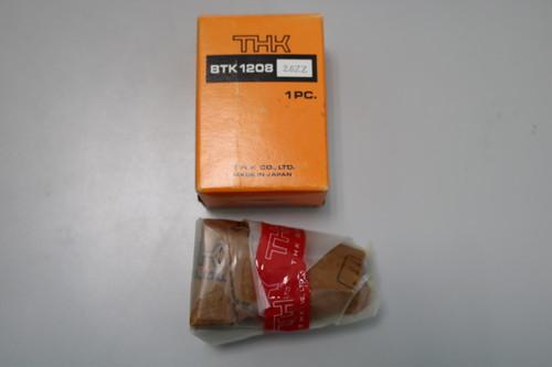 転造ボールねじ用ナット BTK1208-2.6ZZ