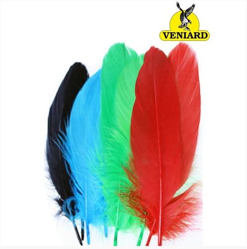 VENIARD - Goose Shoulder Feathers 4pcs.(2 pairs) / pack