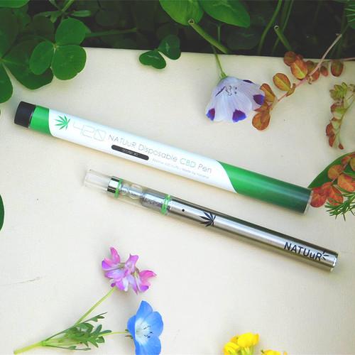コピー:CBD4.2%リキッド入りペン/ Skunk/ 使い切りタイプ