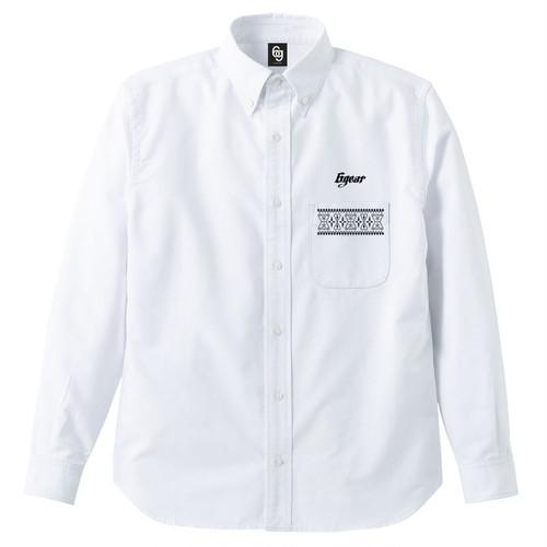 Bandana Oxford shirts [white]
