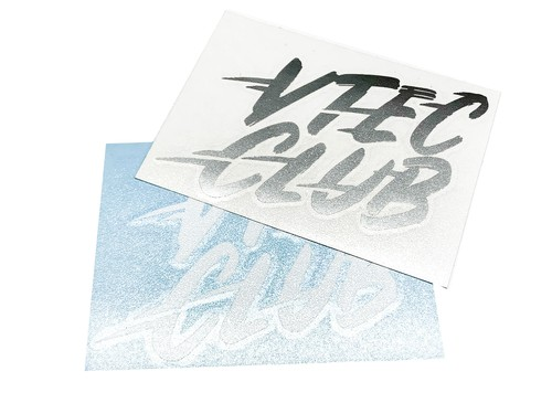 VTEC CLUB sticker