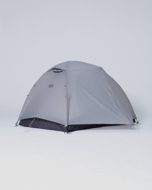muraco ムラコ RAPIDE X1-2P GREY (HALF MESH INNER) 2人用 テント