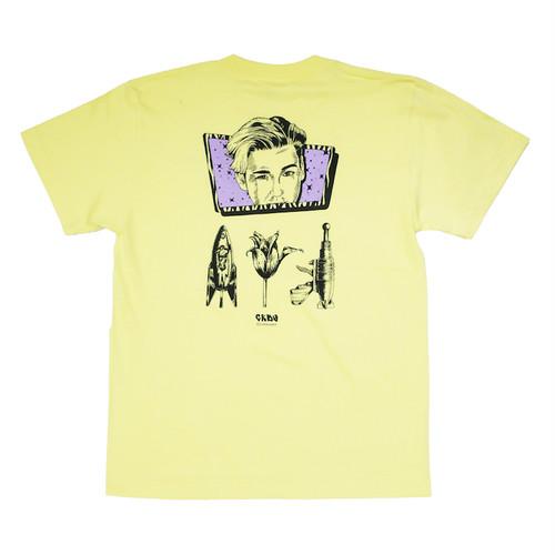 wonderBOY Tシャツ(ライトイエロー)