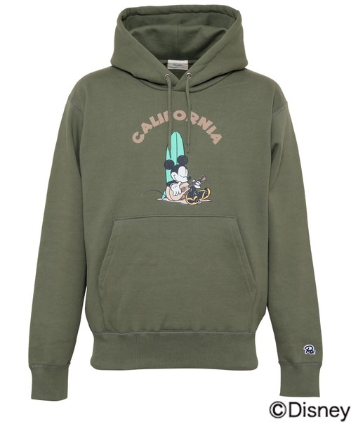 CALIFORNIA SURF PARKA - MICKEY MOUSE[REC346]