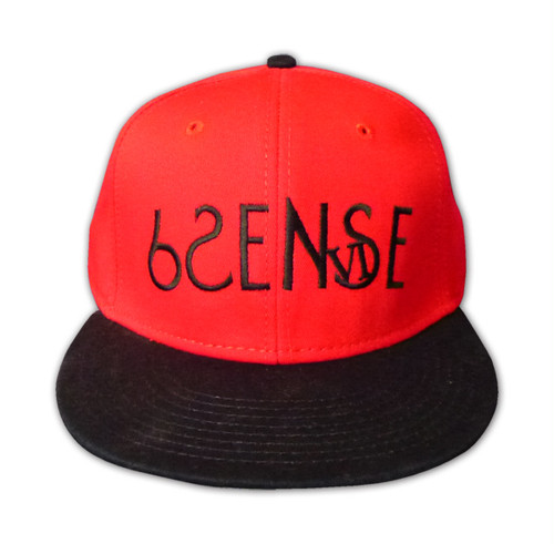 【6SENSE】 SNAP BACK(BLUExRED) 限定3個