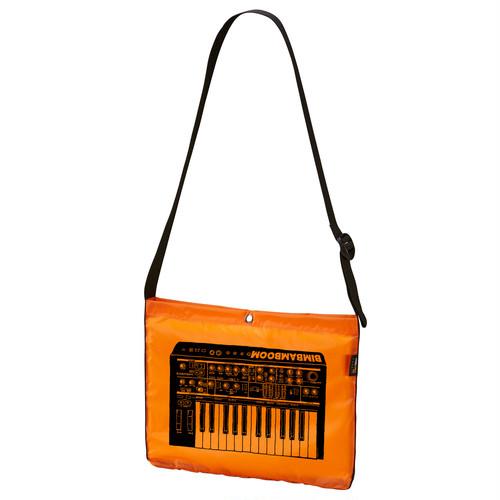 Zone×Ayumi Synth Color SACOCHE(Orange)